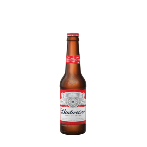 Budweiser Bottle 33Cl