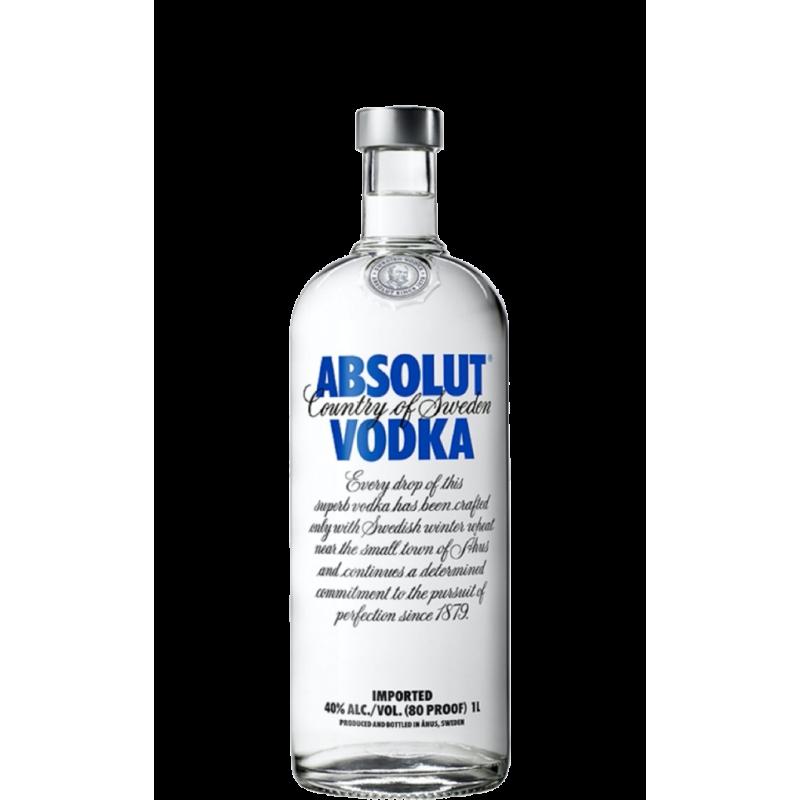 Order Online Absolut Vodka in Abu dhabi