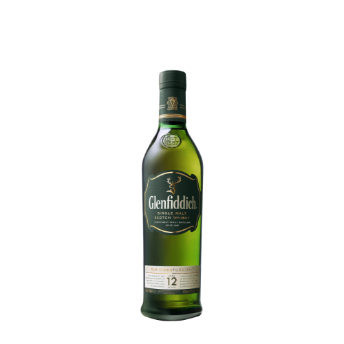 Glenfiddich 12Yo Single Malt Scotch 75Cl