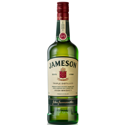 Jameson Irish Whisky 75Cl