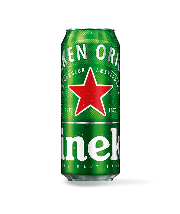 Heineken Can 50Cl
