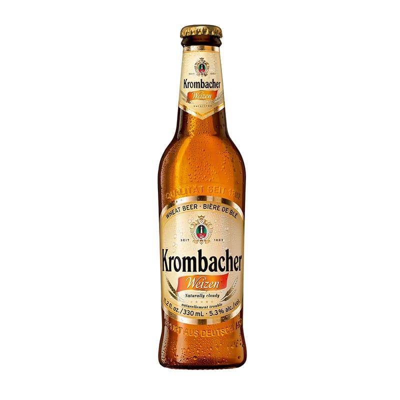 Krombacher Weizen 33 Cl