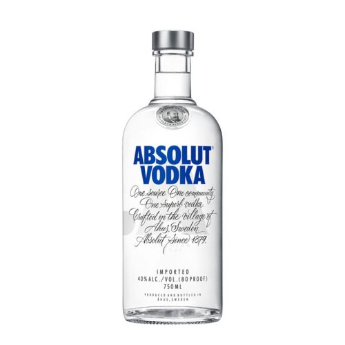Absolut Blue 75Cl Vodka