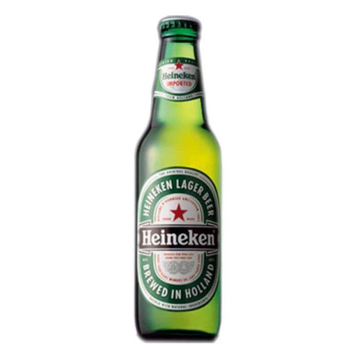 Heineken Bottle 33Cl
