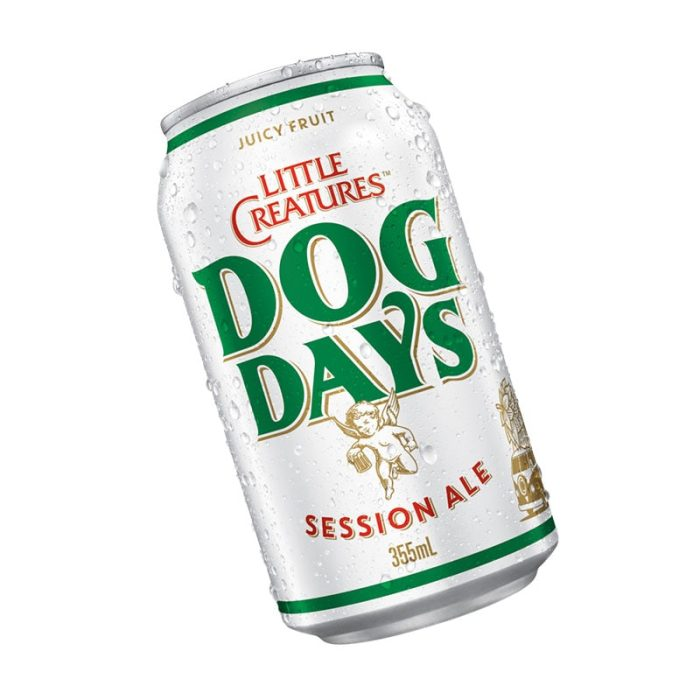 Little Creatures Dog Days