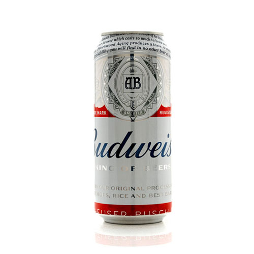 Budweiser Cans 47.3Cl